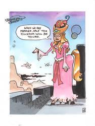 Centaur Queen
