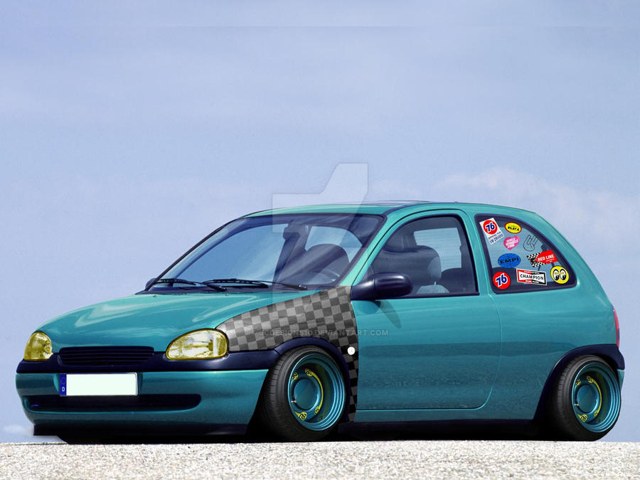 Euro Style Corsa By Jcdesigns10 On Deviantart