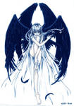 dark winged seraph