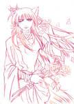 ribbon-wrapped youko