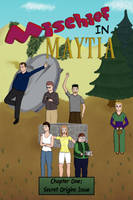 Mischief in Maytia 00 - Chapter one cover by Marscaleb