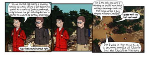 Mischief in Maytia 21 part 2 - Epilogue