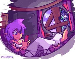 Shantae's Quarantine Days