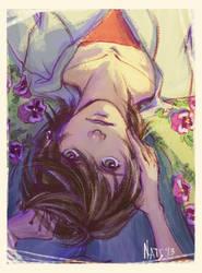 Sunlit by Natsuki-3