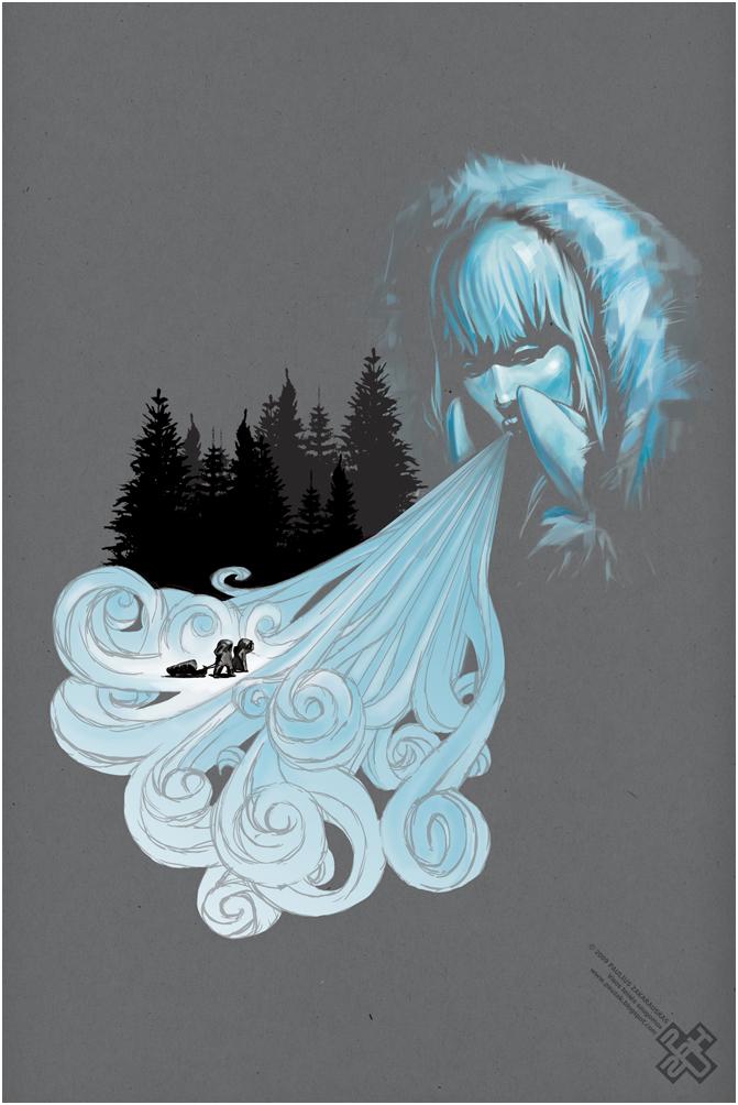 she winter by PauZak