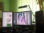 Desktop 2011 by PauZak