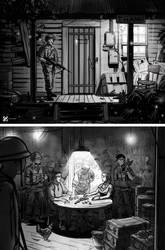 roulette storyboards by PauZak