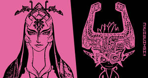 [Twilight Princess] Midna's Duality