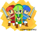 [Triforce Heroes] Ready to Fight