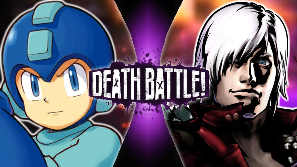 Megaman vs Dante by Avoidthisaccount