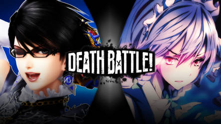 Bayonetta vs Sakuya Izayoi by Avoidthisaccount