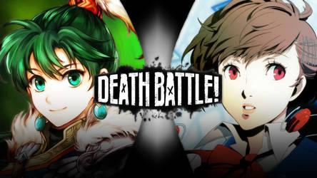 Lyndis vs Kotone Shiomi by Avoidthisaccount