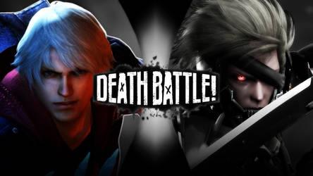 Nero vs Raiden by Avoidthisaccount