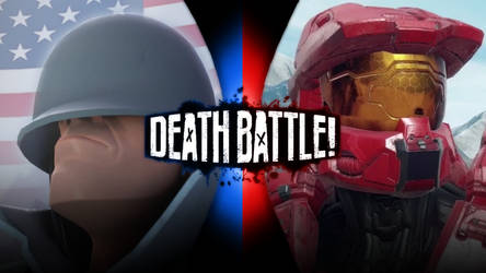 Soldier vs Sarge by Avoidthisaccount