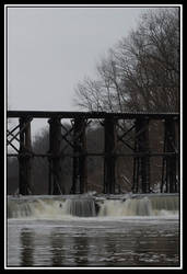 Falls at the Old Mill