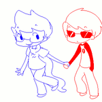 Lets be pretty gay by Raekeiko