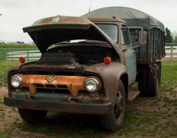 Ford Army Truck by Stig2112