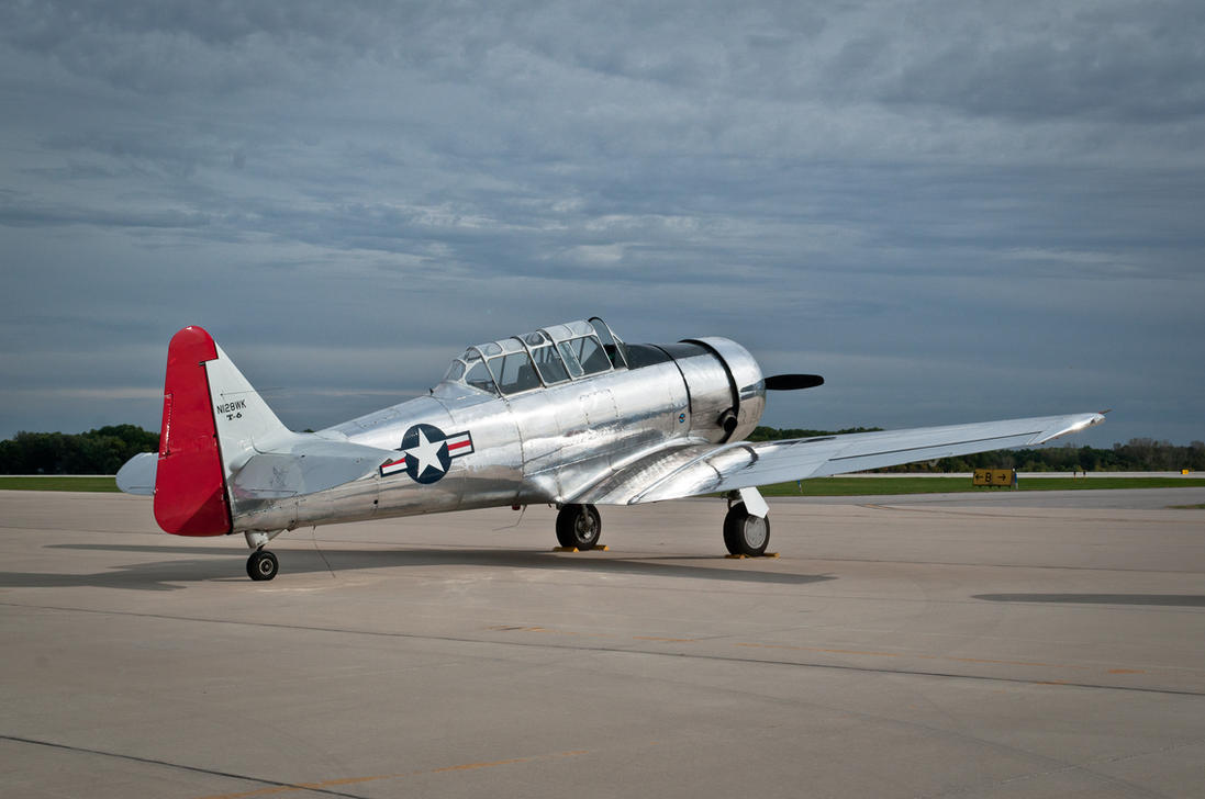 Warbirds 2015 - T6 Texan 1 by Stig2112