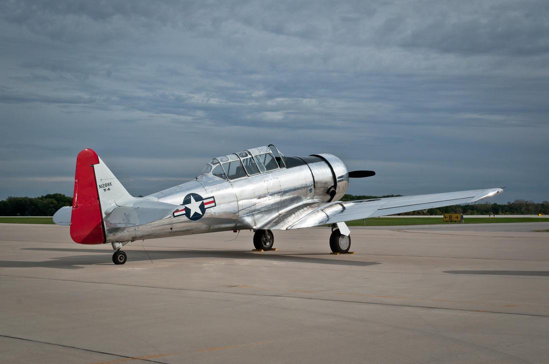Warbirds 2015 - T6 Texan 1 by Stig2112