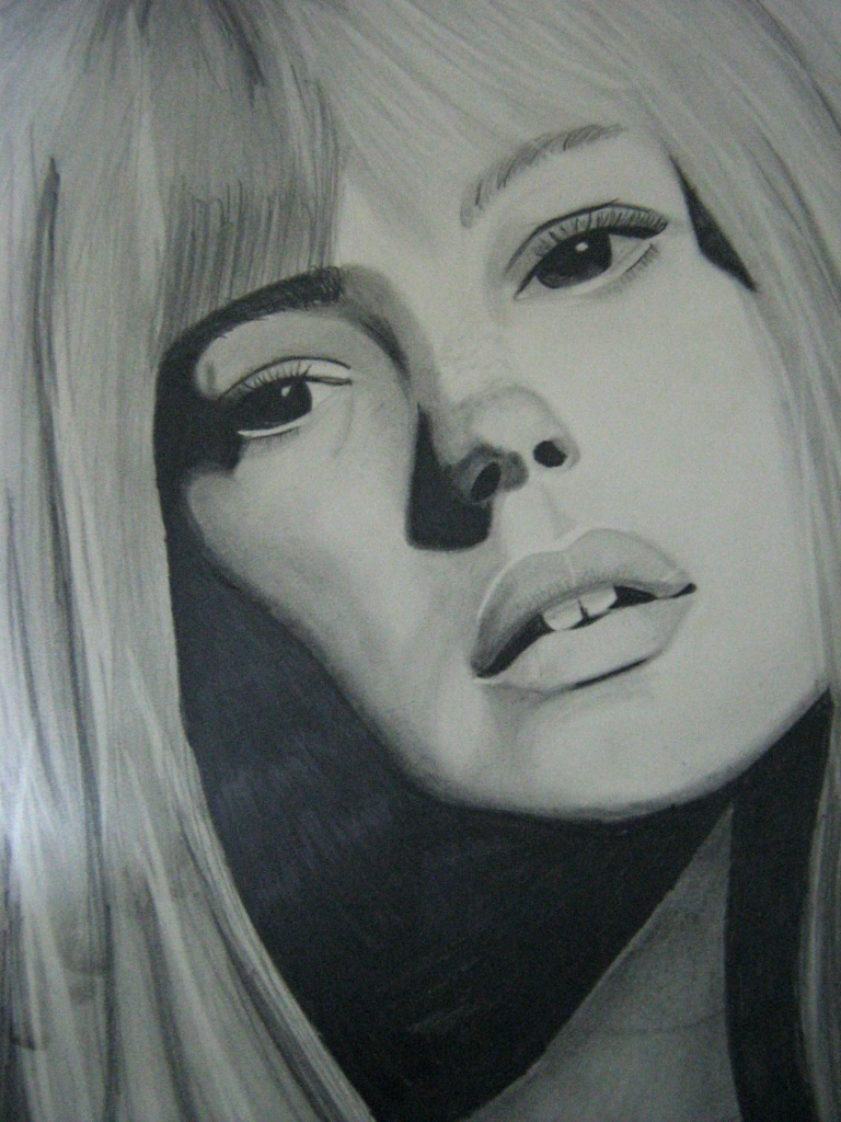 Portrait of a Sad Girl by ToeKneeRedHead on DeviantArt