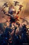 Diablo fan art