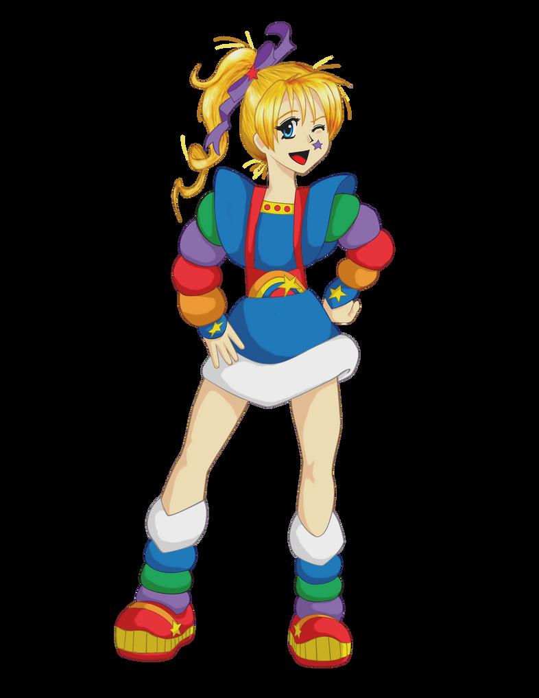 Rainbow Brite by katsmithart