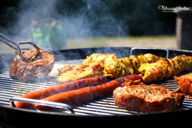 Barbecue by t-R-i-S-h