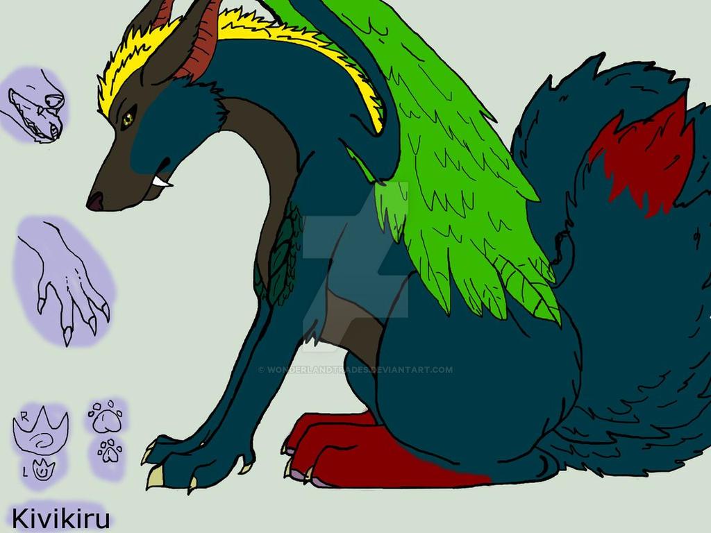 Kivikiru (Adult) Adopts - Read Description by WonderlandTrades