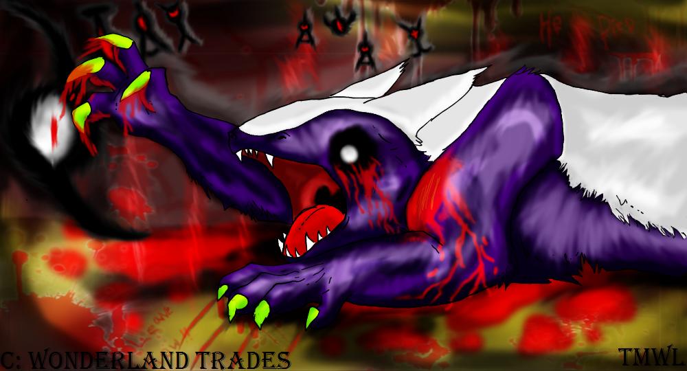Please,HELP!Hurry..Save me-CreepypastaPokemon read by WonderlandTrades