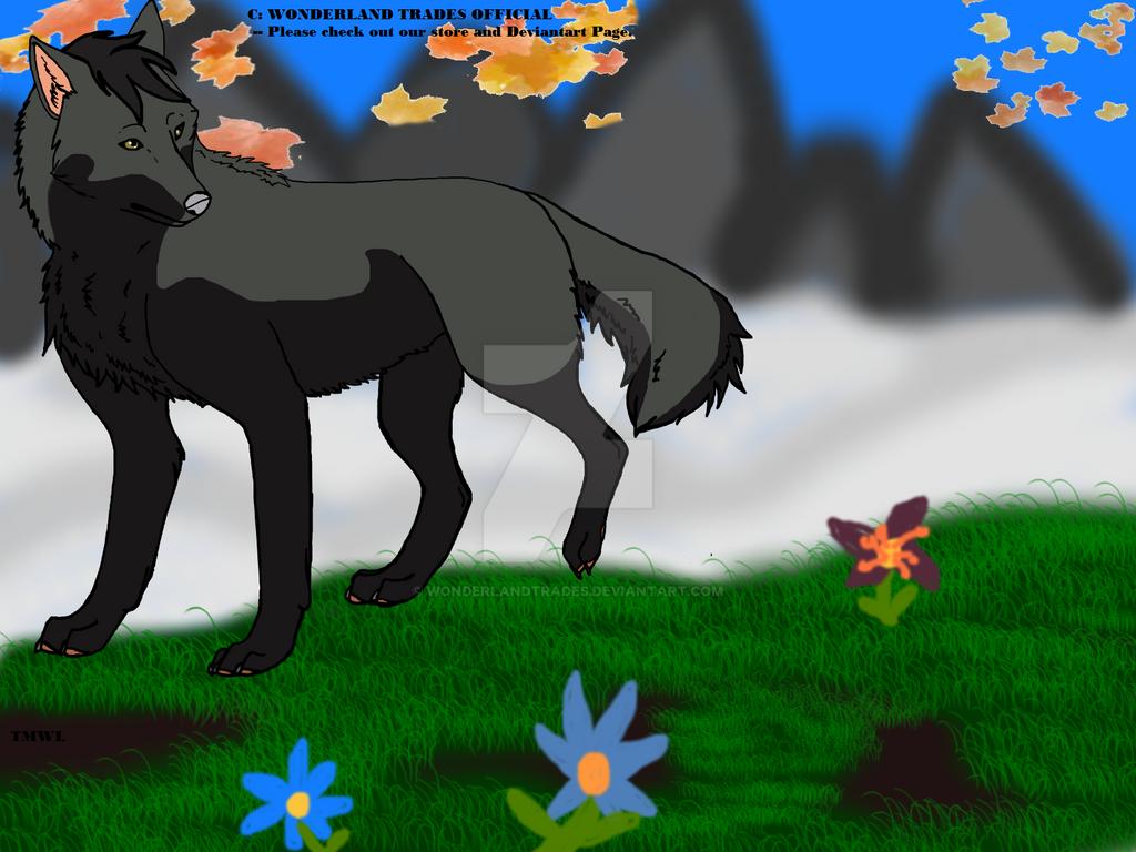 Alpha Kutano - 7 Seasons Fall. by WonderlandTrades