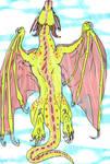 Dartfrog  - She fly!- Art 4 Character Trade # 3