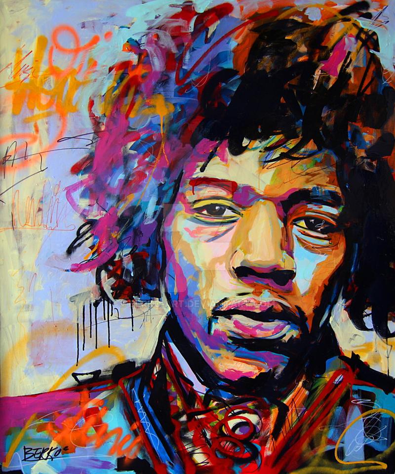 Jimi Hendrix 607908655