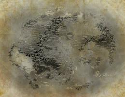 Kerathem World Map by ai56