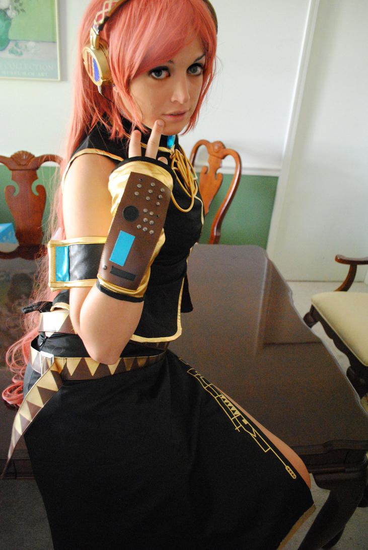 Luka Cosplay by blairxblitz