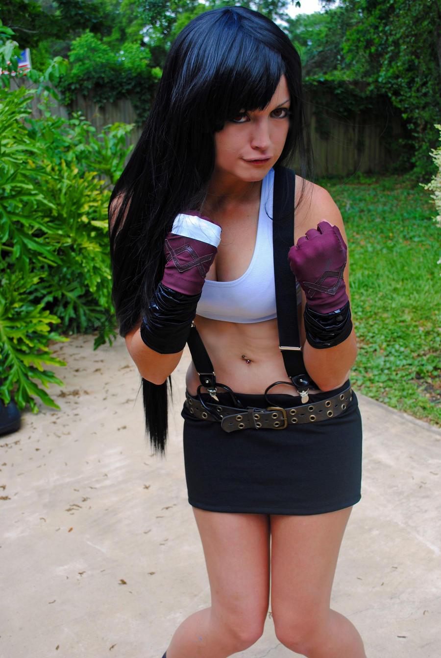 Tifa Cosplay by blairxblitz