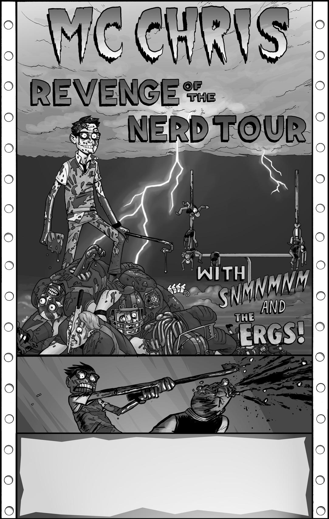 Revenge of the Nerd Tour