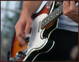 Guitar by Ntumnus