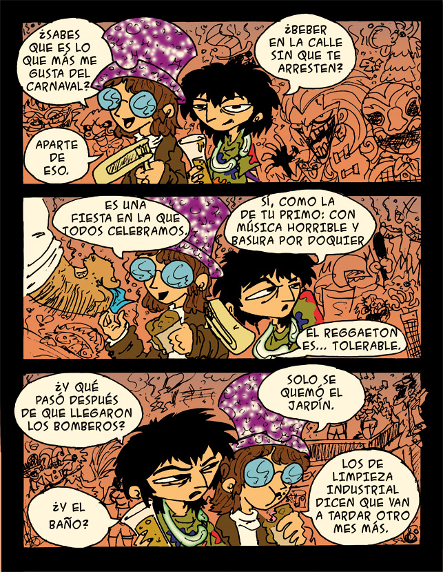 Jarochilandia tira 4 by Kaltos