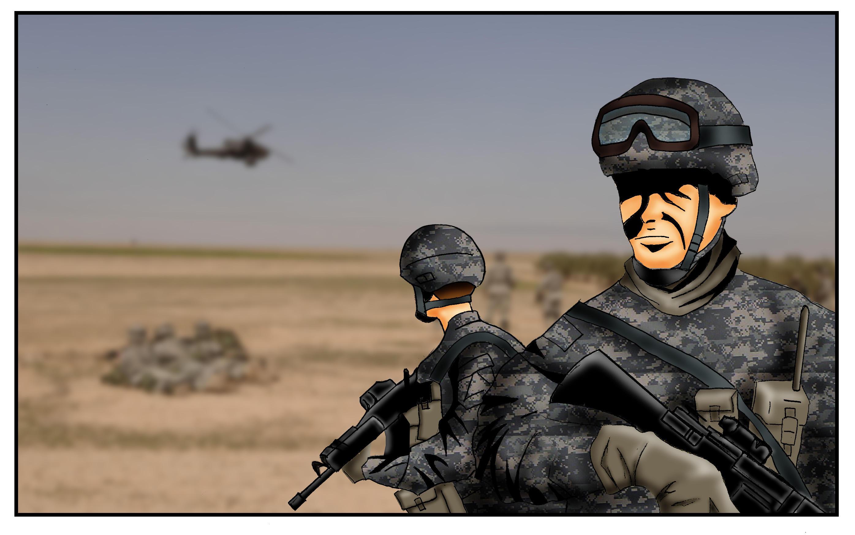 Soldados by Kaltos