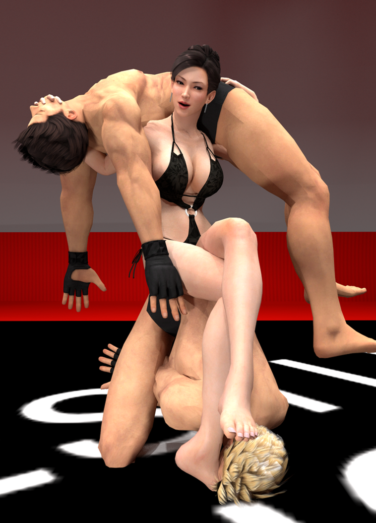 The castration of batman mistress lora style - 1 part 10