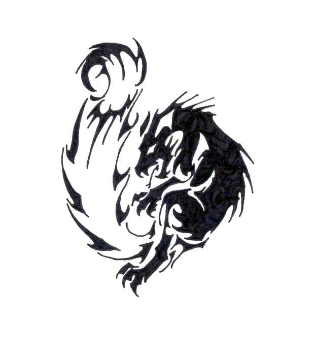Tribal Wolf Wallpaper: Fire Wolf Tribal Tatoo By Naruto5289 On DeviantArt