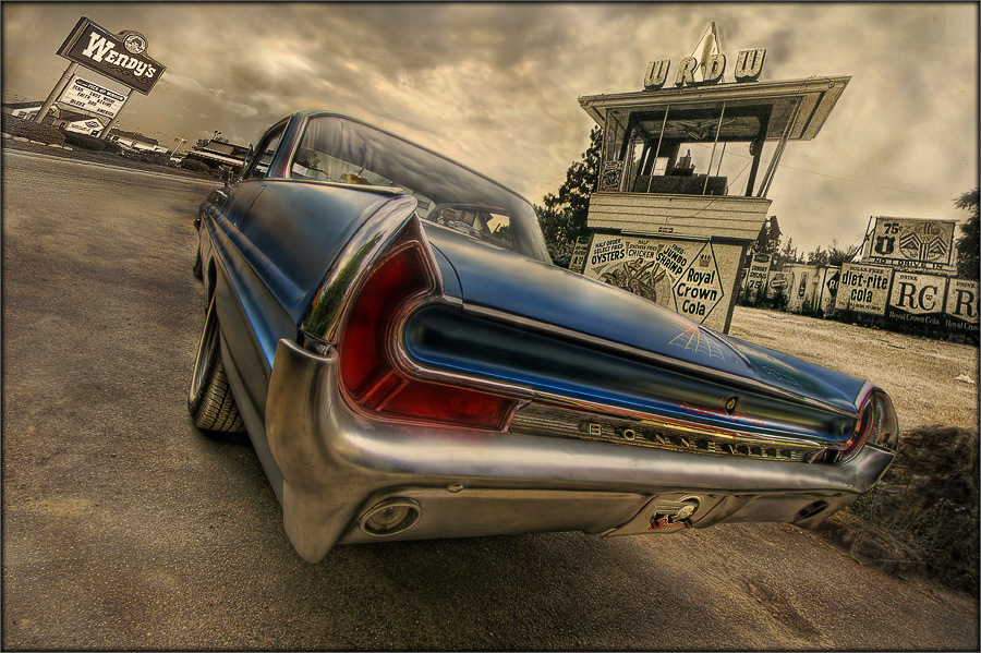 Bonneville american old car by devinandi on deviantart for Old classic american cars
