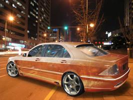 Mercedes Car by devinandi
