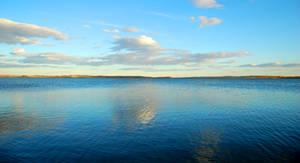 Blue Sea by devinandi