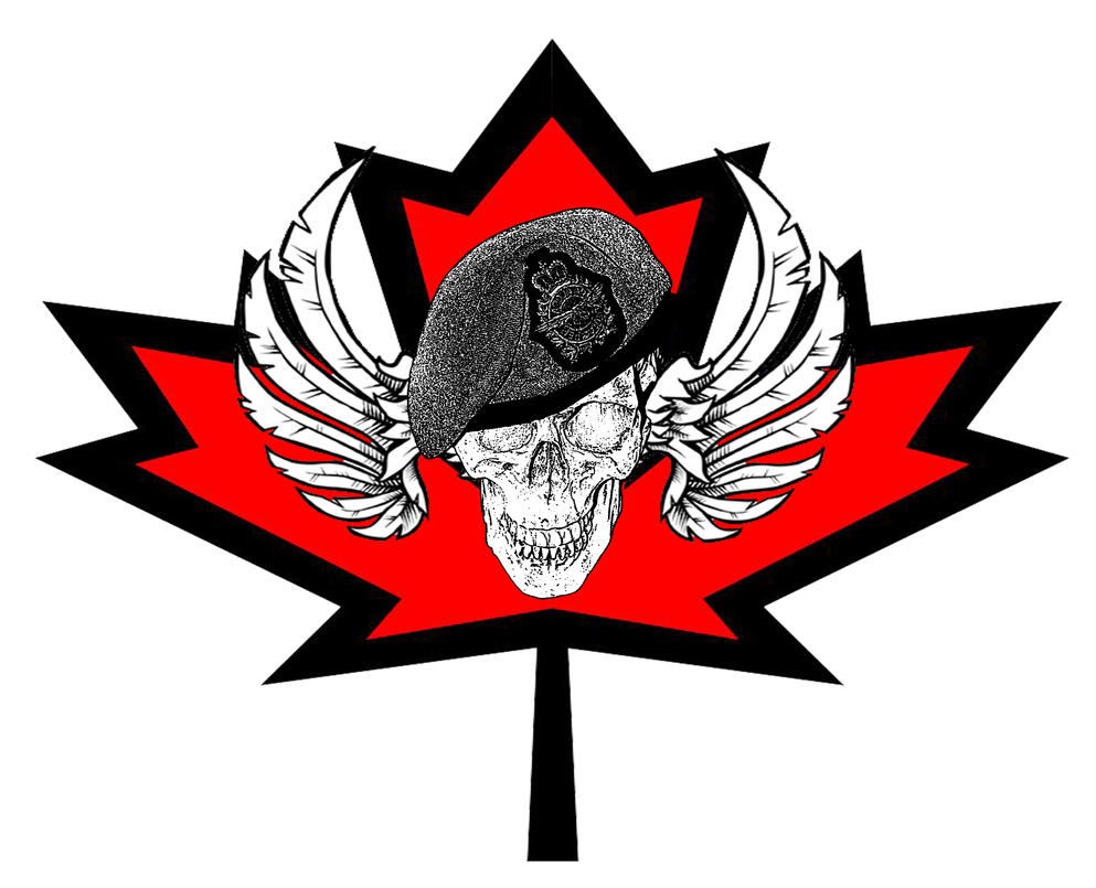 Canadian Armed Forces By Johnnyscorpio On Deviantart