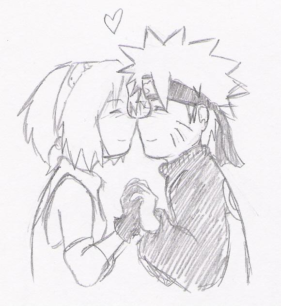 Love drawings anime cute