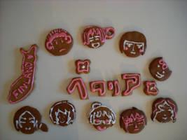 APH - Gingerbread by Vanyahani