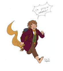 Challenge 06. Hobbit by Vanyahani