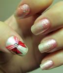 Sailor Chibi Moon Nail Art