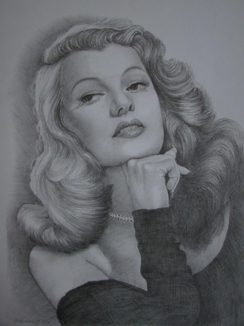 An actress by Yakhovskaya